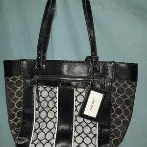 NWOT  Nine West Large Bag